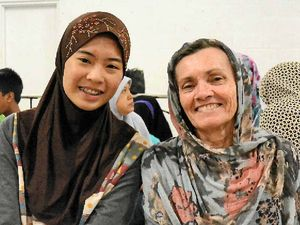 Muslim fast a matter of faith for teenager