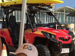 Thieves steal surf club's ATV from storage room