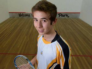 Rockhampton junior squash star set for state rep
