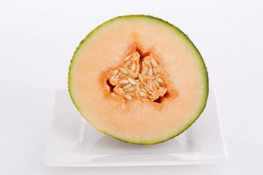 Melons are high in sugar.