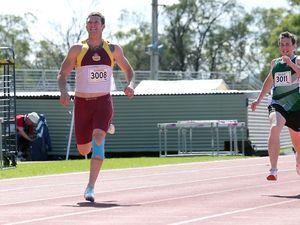 Queensland's 'best' athlete to ignite world bid