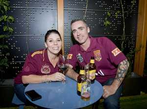 Origin nightlife: Where the crowds watched the game