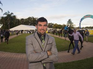 Socceroos keeper Mat Ryan at Grafton Cup