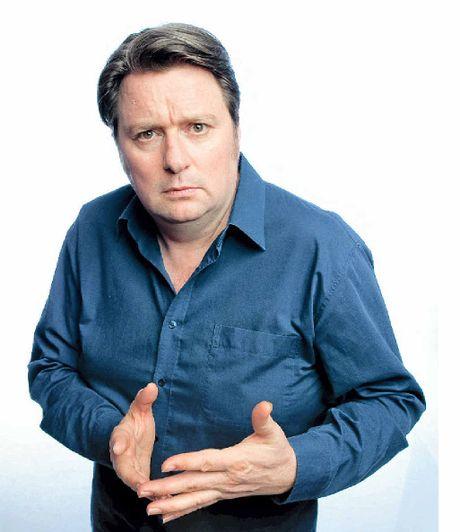 Comedian Dave O'Neil