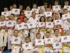 KARATE KIDS: Aussie Kids Karate held a grading in Warwick last month for 37 successful and very happy students from Warwick, Allora and Clifton.