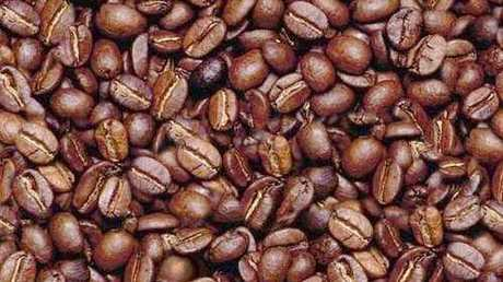 If you can find the man in the coffee beans in three seconds or less, the right half of your brain may be more developed than most people. Don't ask us - we can't see it at all.