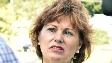 Disgraced Bundamba MP Jo-Ann Miller.