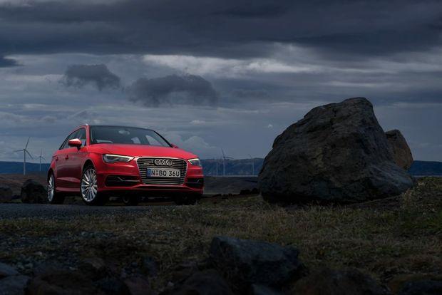 Audis Hybrid A Etron Arrives In Australia For - Audi a3 hybrid