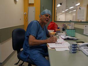 Mackay surgeon retires