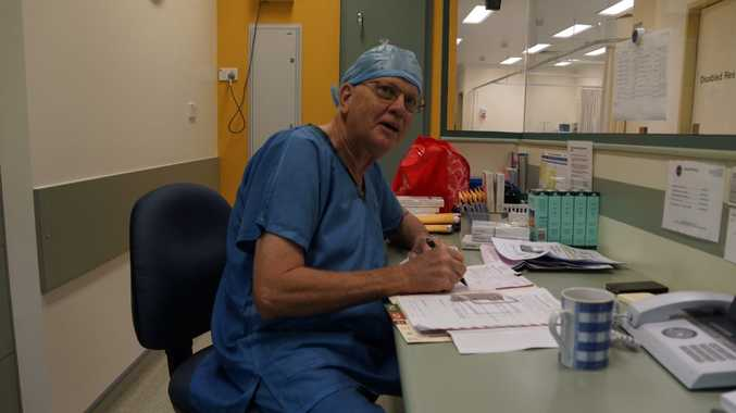 Dr Rod Kirkwood Contributed