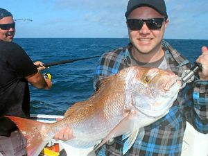 FISHING TAILS: Saturday looking good for fish as wind drops