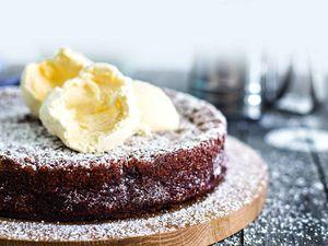 RECIPE: Deliciously easy flourless chocolate cake