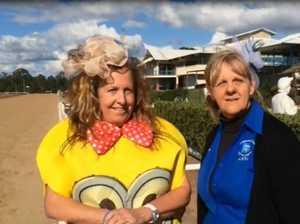 Walk for gratitude with Little Haven Palliative Care