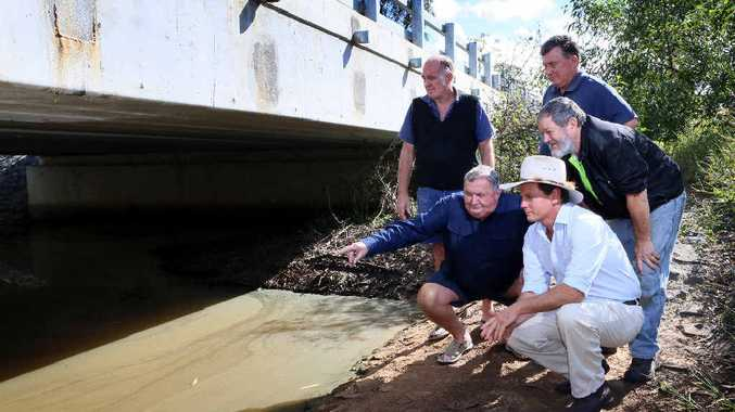 The Fraser Coast Regional Council has endorsed progressing a $6.7 million sewerage project in Howard.