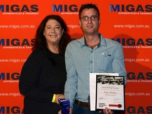 Troy is tops in NSW with MIGAS award for working excellence