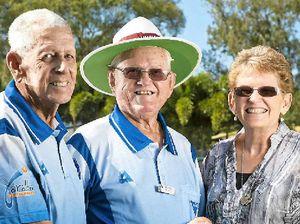 Video: Great grandpa plays bowls three times a week