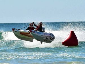 New royalty crowned at King of Coolum Thundercats race