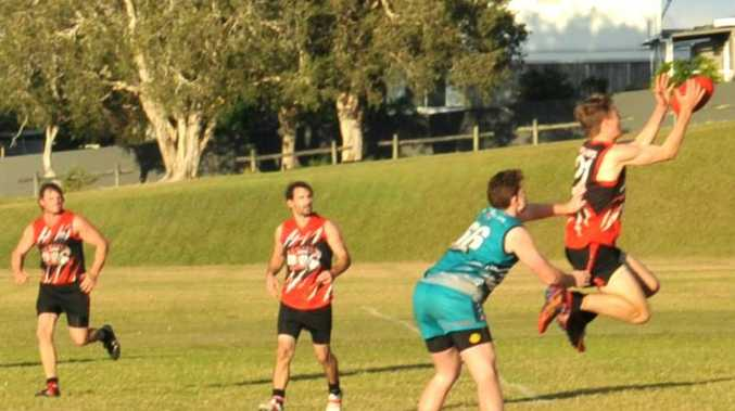 Sawtell-Toormina were totally ruthless as they smashed Coffs Harbour to bring up the eighth straight win of the season.