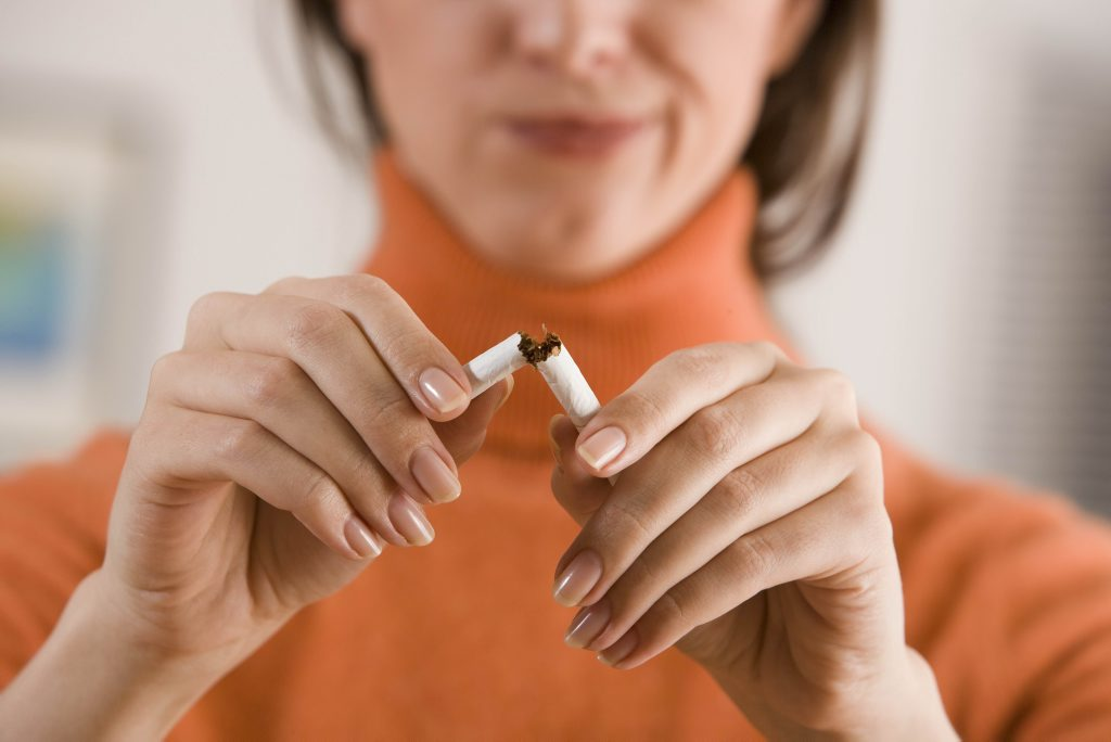 A third of all cancers could be prevented by simple lifestyle changes, such as quitting smoking.