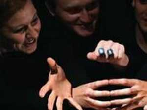 Puppets without strings attached at USQ
