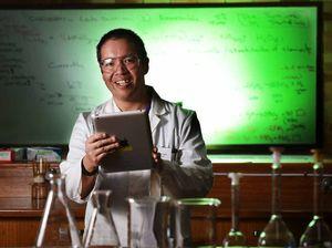 SCU scientist wages battle against bacteria
