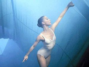 Australia Ballet company dancer Benedicte Bemet