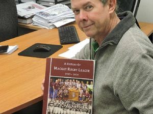 Legacy of our league on show in rugby book