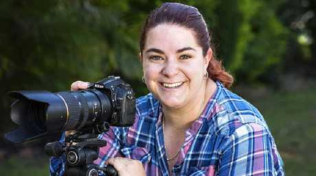 FAREWELL: Katelyn Wall is calling on photographers to give the SS Dicky one last hurrah.