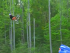 Watch: Kiwi rider lands world first BMX quadruple backflip