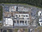 IMPRESSIVE: Construction of the Sunshine Coast Public University Hospital from above.