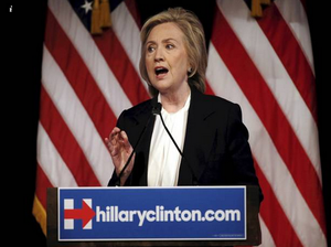 Hillary Clinton wants to raise wages for women, middle class