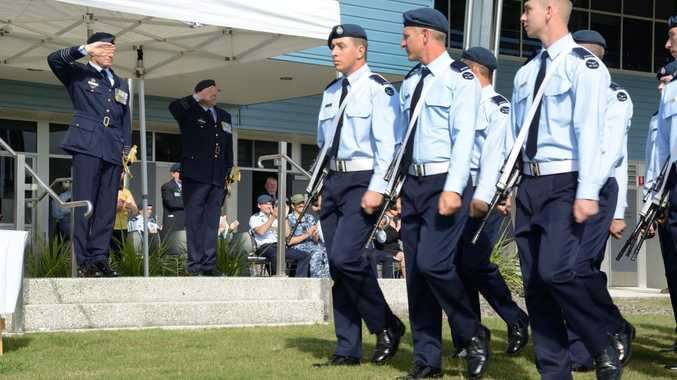 MILESTONE: RAAF Base Amberley hosted the Graduation Parade of the Airfield Defence Guard basic course.