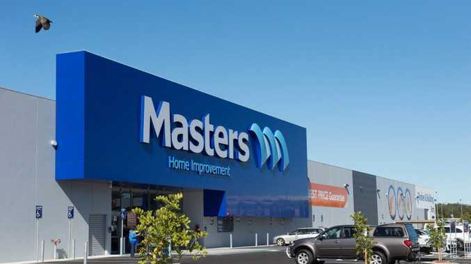 The new Masters Coffs Harbour store on the Pacific Hwy will open on August 1.