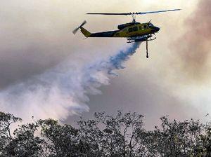 Dorrigo ranger responds to mission as Canada burns