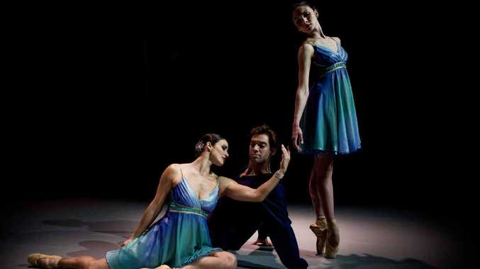 DIVENIRE: The Melbourne Ballet Company will return to Coffs Harbour next month.