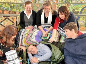 Community jumps into action on homelessness