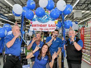 Celebrations as Sunshine Mitre 10 turns 105