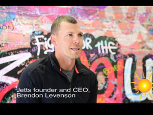 Jetts supports Spark Bureau