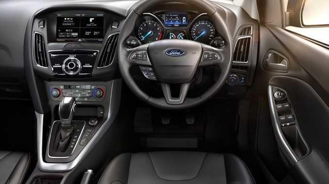 UPGRADED: New Focus cabins all feature voice-activated SYNC2 connectivity, sat nav and rear view camera