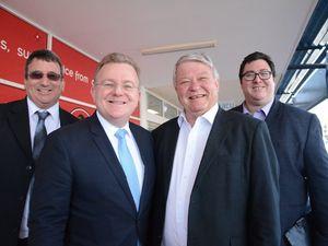 Gladstone man slugs MPs small business strategy