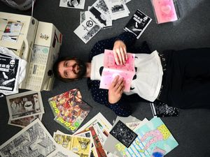 Learn about the world of zines