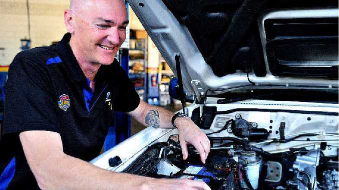 COST BUSTERS: G&T; Auto service manager Phil Bax knows many ways to save money on running a car.