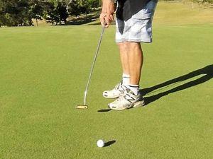 Gold Rush golf fundraiser on this Sunday