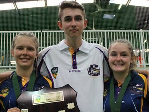Jacob's right on the ball in cricket Junior World Cup