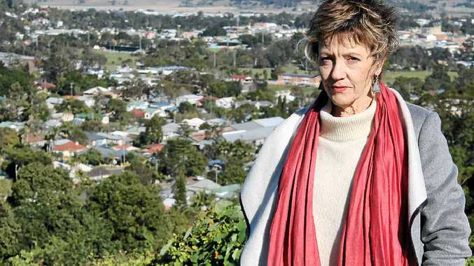 SEEKING SHELTER: Northern Rivers Social Development Council's Trish Evans, also convenor of the Northern Rivers Housing Forum Steering Group, says a shortfall in housing is hitting locals hard.