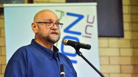 Conference organiser David Allard.
