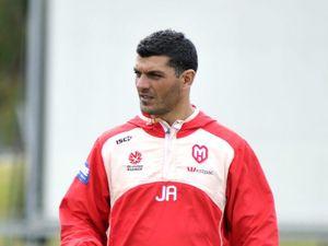 New Roar coach preparing team for match against Liverpool