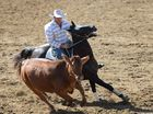 Dan Condon competing at the 2015 Paradise Lagoons Campdraft outside Rockhampton. Photo: Chris Ison / The Morning Bulletin