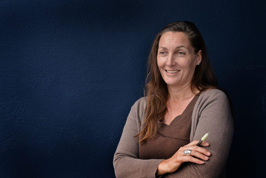 Janine Hill, journalist at The Sunshine Coast Daily. July 15, 2015. Photo Patrick Woods / Sunshine Coast Daily