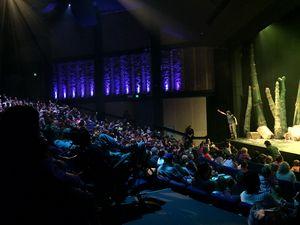 Photos: Dinosaur show a roaring success for GECC